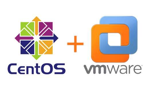 vmware 使用 centos7 最小化镜像文件安装操作系统